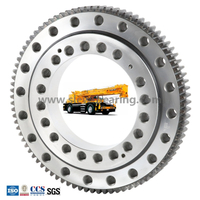 External Gear Ball Slewing Ring Bearing for Tadano, KATO, UNIC,DOOSAN Crane