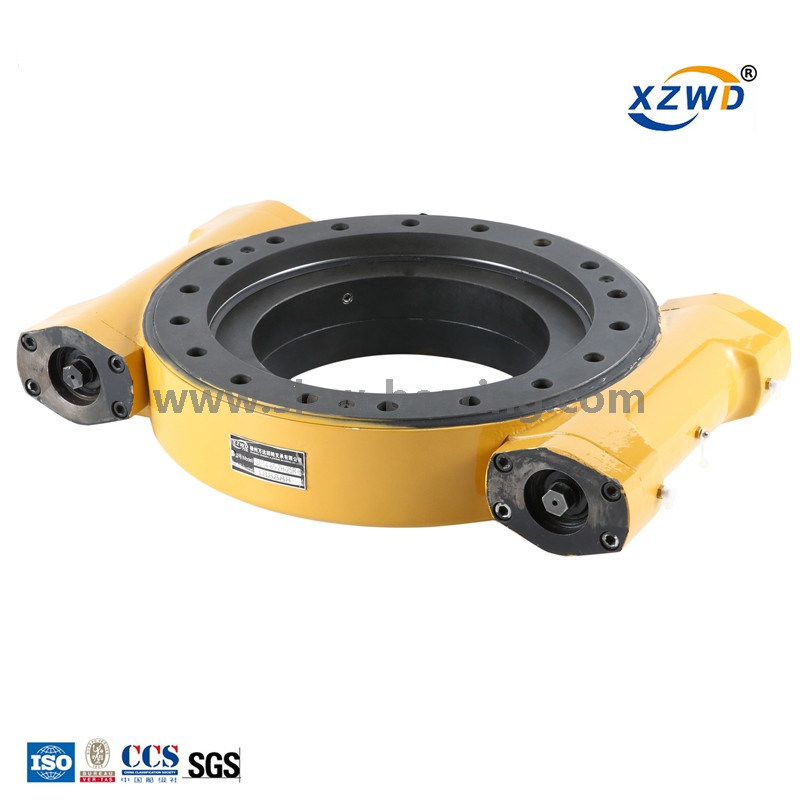 2021 Hot Sale High Quality Dual Worm Gear Slewing Drive