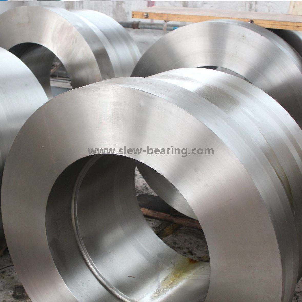 Stronger Rust And Corrosion Resistance Stainless Steel Slewing Bearings