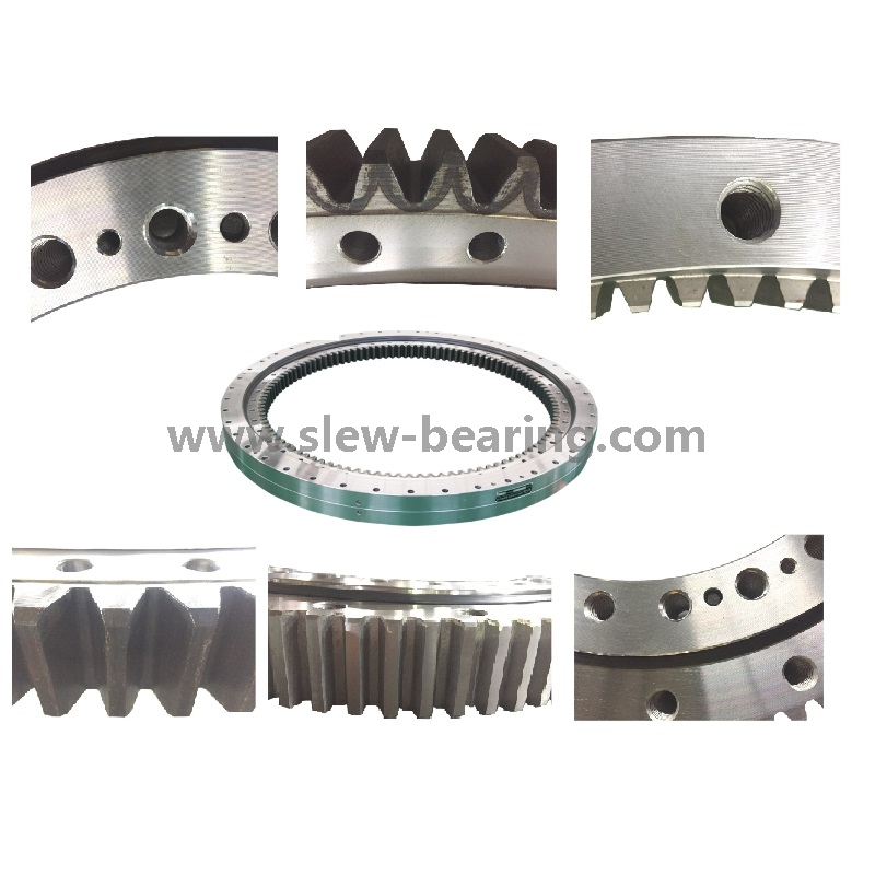 High Quality External Gear Gondola Platform Use Slewing Bearing