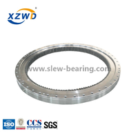 Small Diameter Light Slewing Bearing Raw Material Materials for Replacement of INA VLA 20 0414 N