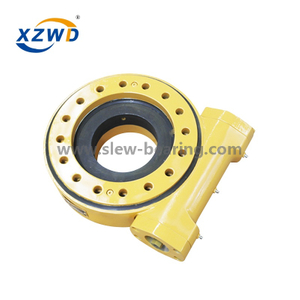 Hot sale China Wanda Solar track systerm slewing drive SE7 with DC motor