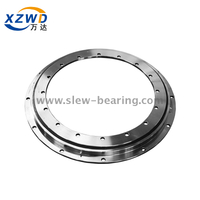 Light Flanged Greased Slewing Ring Bearing for Pedestal Crane