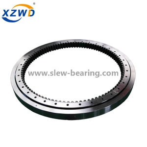 Internal Gear Single Row Ball Slewing Ring for Shield Tunneling Machine