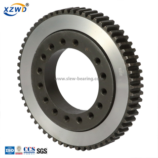 External Gear Slewing Ring Bearing Application In Wind Power