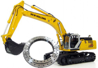 Stocked Slewing Bearing For Hitachi Cat Excavator