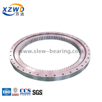 Factory Suppy OEM Light Slewing Ring Bearing with Internal Gear