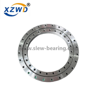 Single Row Ball Geared Tapered Slewing Ring Bearings for Harbor Crane