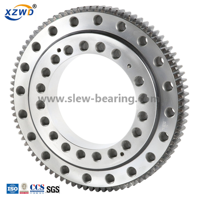 Four Point Contact Long Service Life of The Slewing Bearing