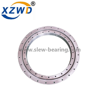 Four Point Contact Ball Slewing Ring Bearings 010.25.400 For Cranes Excavation Machines