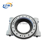 Xuzhou Wanda high quality more popular slew drive worm gear slewing drive WEA14 with hydraulic motor