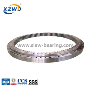 Excavator Swing Bearing Seal Replacement XZWD
