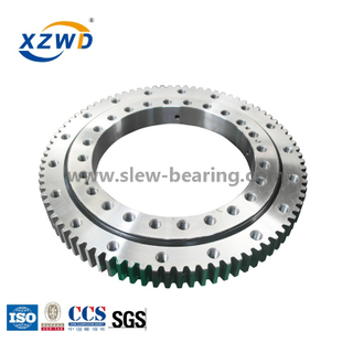 Small Diameter Slewing Ring Bearing with External Gear