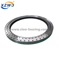 Heavy Duty Double Row Ball Slewing Bearing with Internal Gear for Harbour Crane (02 series)