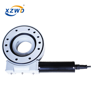 China Slew Drive SE7 with 24 DC Motor for Solar Tracker System use
