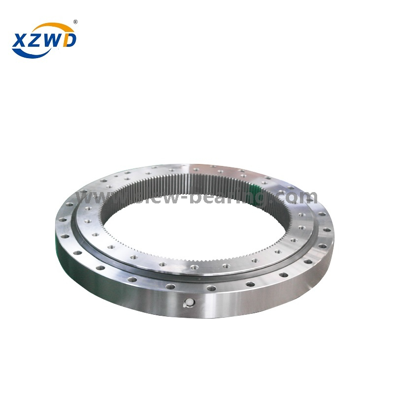 Light Excavator Slewing Ring Bearing with Internal Gear from