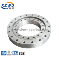 Slewing Bearing Circle Xuzhou Single Row Non- Gear Slewing Ring Bearing For Crane Excavator