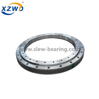 External Gear Single Row Ball Slewing Ring Bearing for Tower Crane