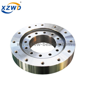 High Quality Stocked Min Diameter Ball Slewing Bearing without Gear 010.22.163 for Rotating Machinery