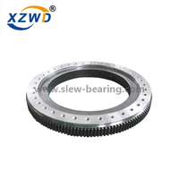 High Quality Four-point Contact Ball Antex Slewing Bearing with Deformable for truck crane