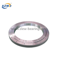 High Speed Single Row Ball Four Point Contact Ball slewing bearing manufacturer spain