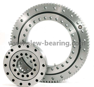 Anti-corrosion Large Diameter Slewing Bearing for Ferris Wheel