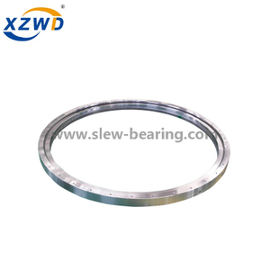 Hot Sale Single Row Ball Big Slewing Rings Bearings For Construction Machinery