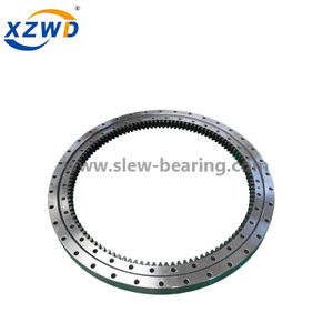 Single Row Ball Internal Gear Slewing Ring Bearing for Ferris Wheel